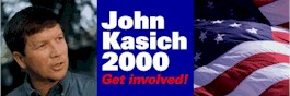 John Kasich 2000 (Click to Return to 2000 Page)