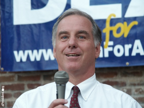 Howard Dean at Des Moines Meetup