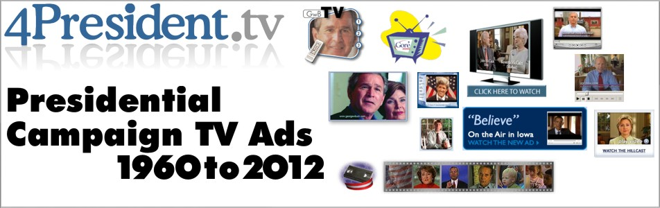 Presidential Campaign TV Ads